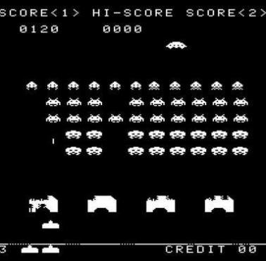 Gra Space Invaders