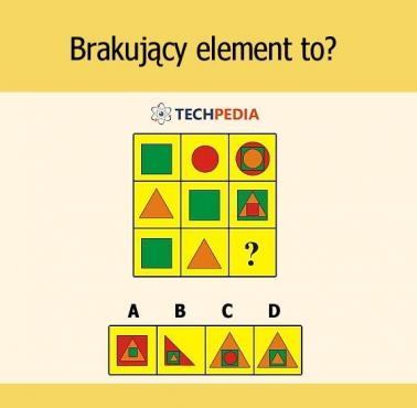 Brakujący element to?