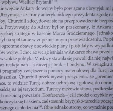 "Churchill, ""premier Stalin"" i Turcja 1943"