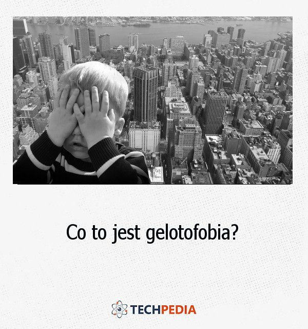 Co to jest Gelotofobia?