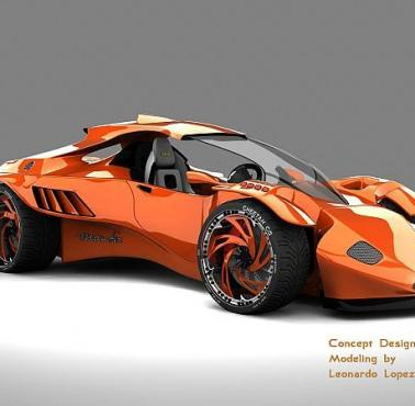 Mantiz Concept Car