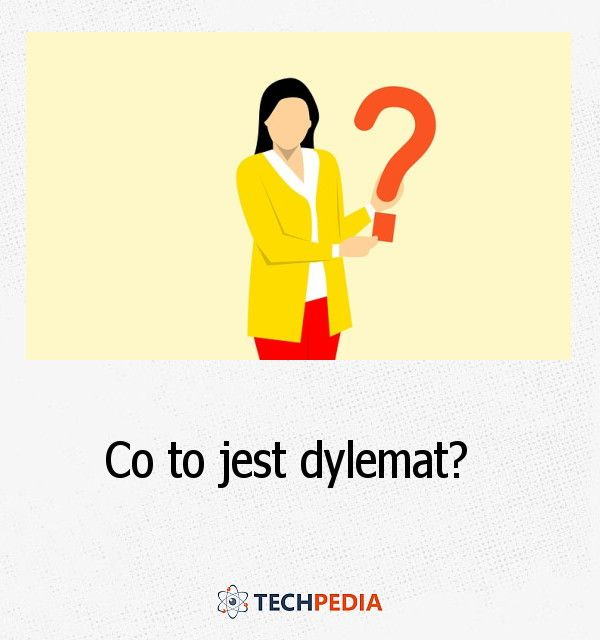 Co to jest dylemat?
