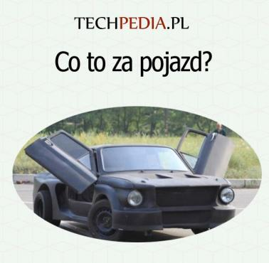 Co to za pojazd?